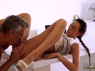 Japan old man first time Finally she s got her chief dick