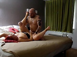 Amateurs Fucking for Real - (Slow Motion) Thick Ass Tattooed White Girl