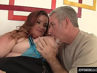 Giant Natural Boobed girl fucked