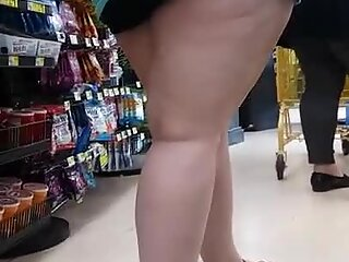 Close up on some thighs
