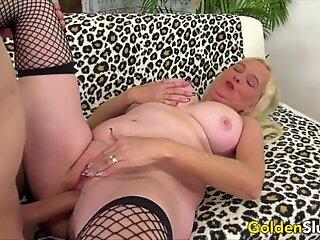 Golden Slut - Mature Blondes Comp 3