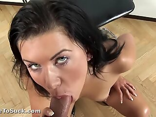 A Devoted Dick Sucker