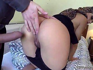 Arab wife doggystyle fucking