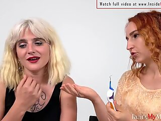 Mouth fetish video with Sarah - dental and mouth examination