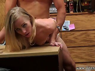 Milf anal taxi xxx Blonde stupid attempts to sell car, sells herself