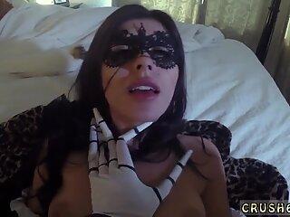Sex bot mom Swalloween Fun