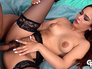 Eurobabe Ms. Bellucci wants to Rim & Ride!Report this video