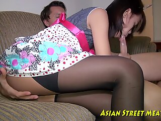 smallish Tittie Thai lady sodomized Up Botty