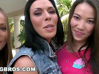 BANGBROS - Fucking Chicks with Pornstar MILF Rachel Starr (ls11253)