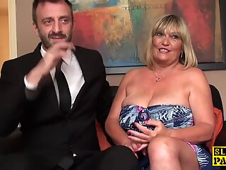 british plumper fingerfucked until pumping out