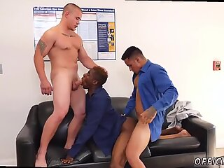 Chubby gay bear sex video The crew that works together, penetrates