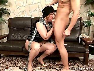 Lusty Grandmas Blowjob and Sex Compilation