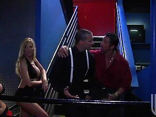 Lexi Lamour, Gianna Lynn, Nikki Rhodes and Alexa Jordan get fucked by Italian mafia