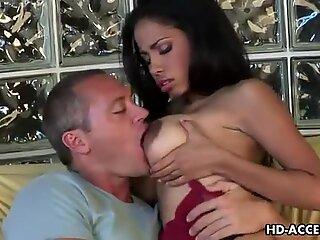 Mature Latina Havana Ginger has wild hot sex