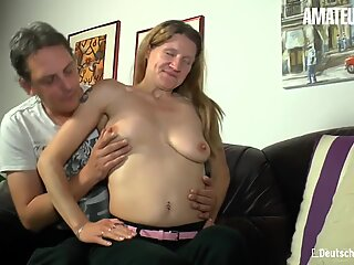 AmateurEuro - Amateur Wife Eva V.  Goes For Some Fun On Cam
