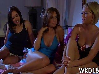 Fresh party sex