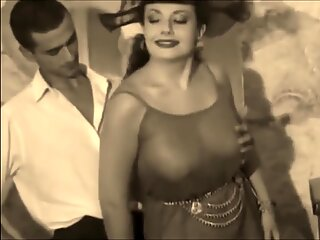 Italian, Vintage Mature (Recolored)