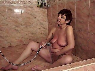 fucking my hot grandma anal sex