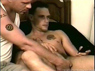 Fucking Str8 Boy Buzz Ass