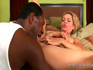 Curvy Blonde Milf Gets Blacked