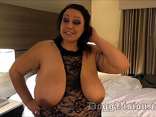 56y assfuck wife plumper Wide Hips GILF Amber Connors