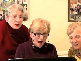 Granny's discover porn