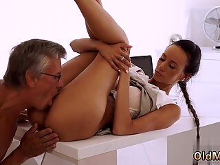 Finally she s got her chief dick