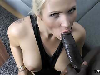 GERMAN MILF TATJANA YOUNG PRIVAT SEX WITH HUGE BLACK COCK